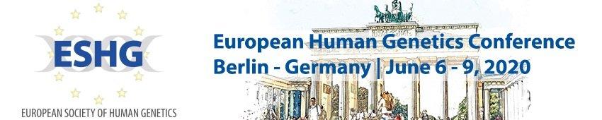 European Human Genetics Conference 2020