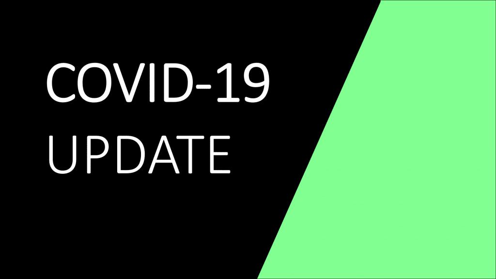 Covid update- NEWS